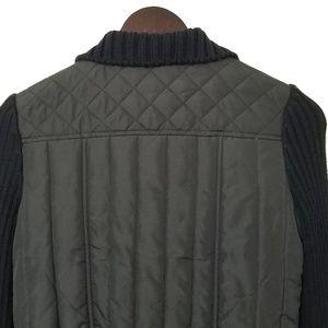 BCBGMaxAzria Jackets & Coats - BCBGMAXAZRIA Puffer & Wool Jacket